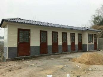 定昌盛為湖南新農村所提供的環保廁所