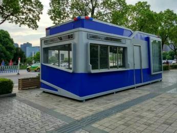 江西实诙拧,南昌城市警務亭