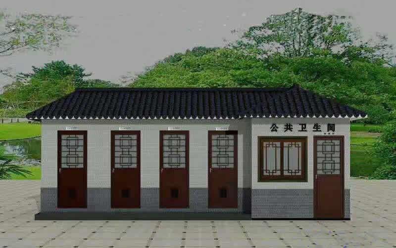 深圳古風環保移動公廁
